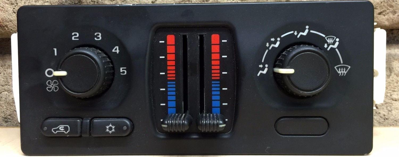 2003 Chevy Silverado Dash Control Unit | #1 Wiring Diagram