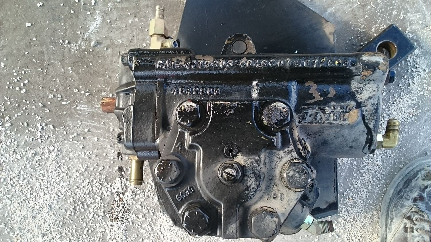 Used Steering & Steering Parts - Steering Gears for 2006 AUTOCAR WX XPEDITOR for sale-59040813
