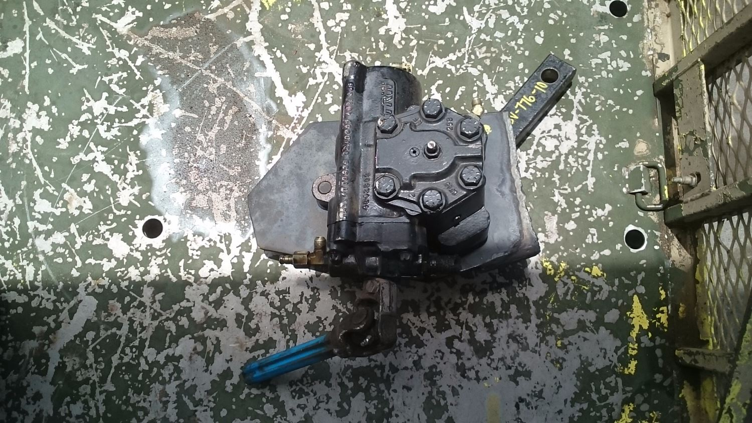 Used Steering & Steering Parts - Steering Gears for 2006 AUTOCAR WX XPEDITOR for sale-59043056