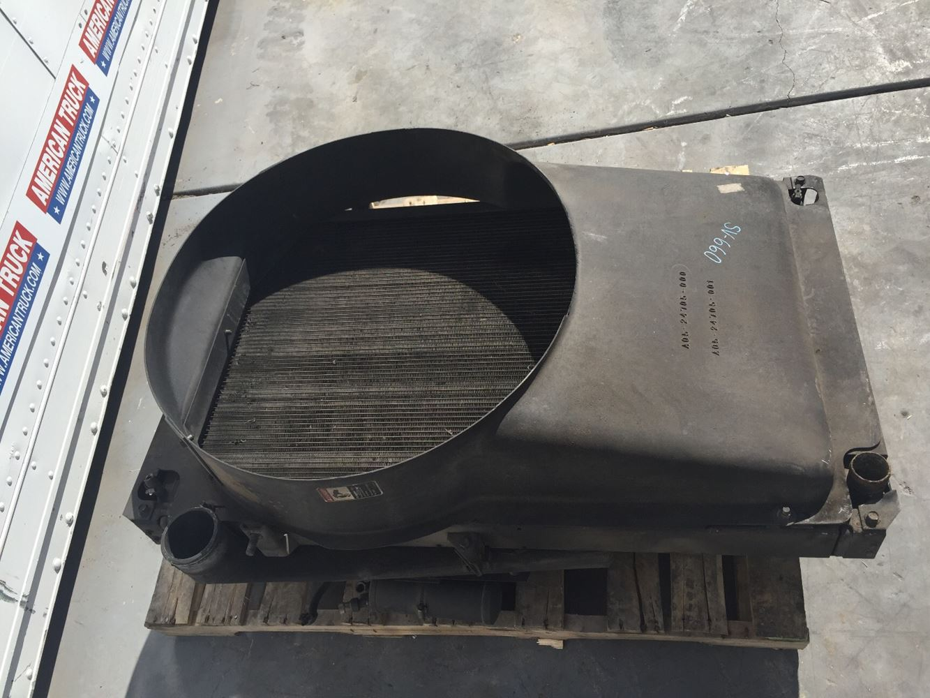 Used Parts for 2007 STERLING CONDOR for sale-59042736