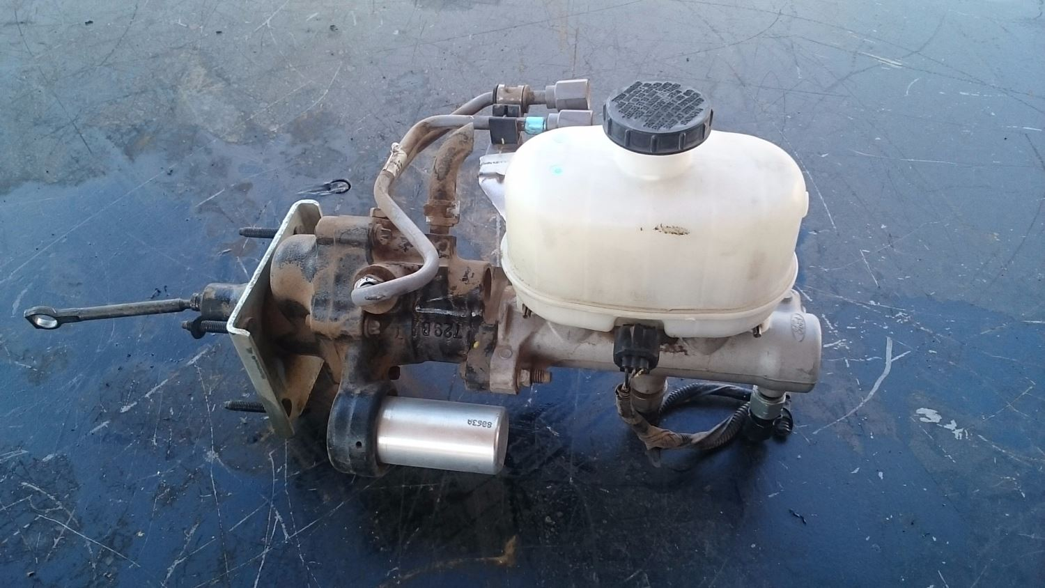 Used Parts for 2008 Ford F350 for sale-59043925
