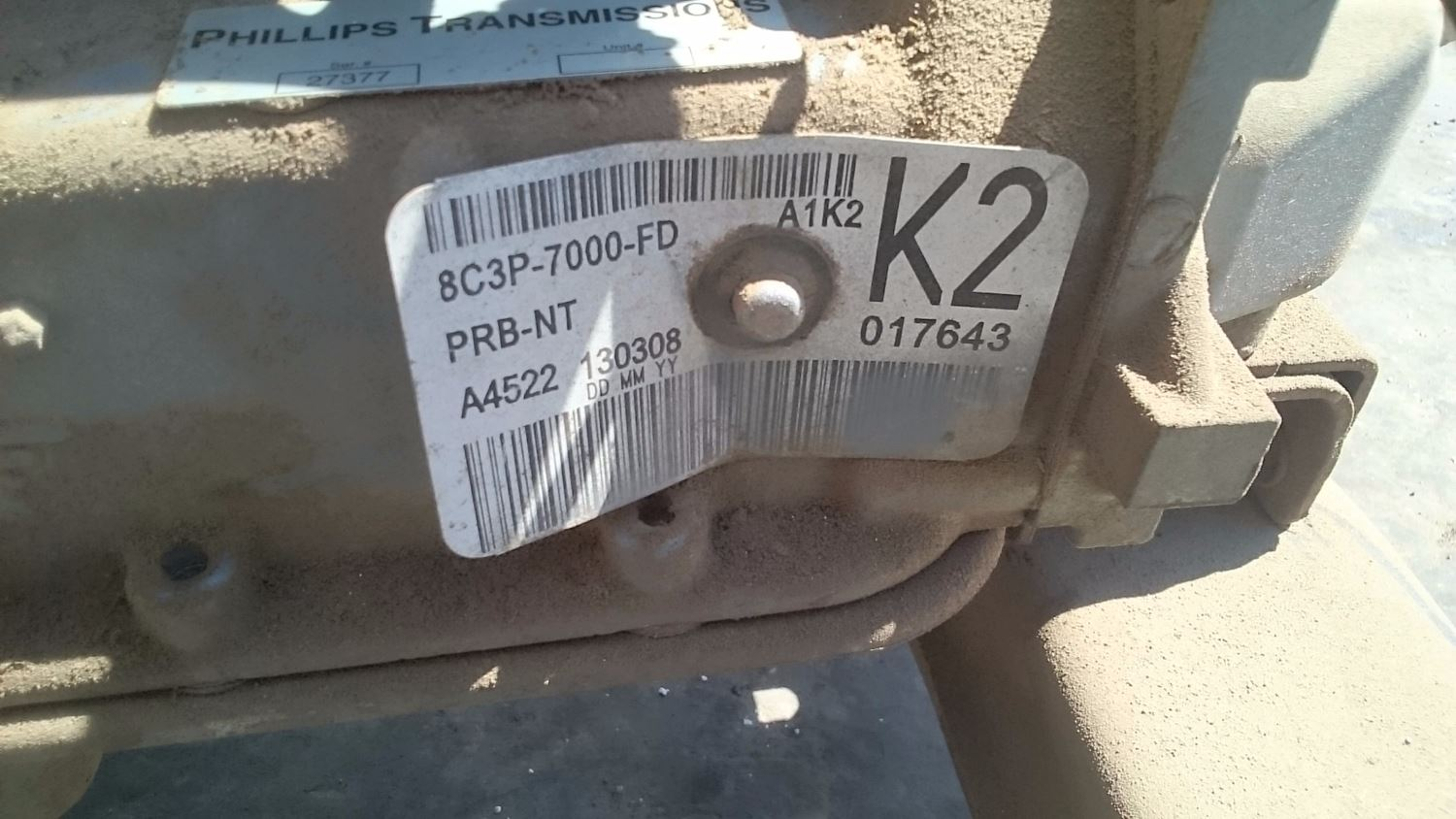 Used Parts for 2008 Ford F350 for sale-59042592