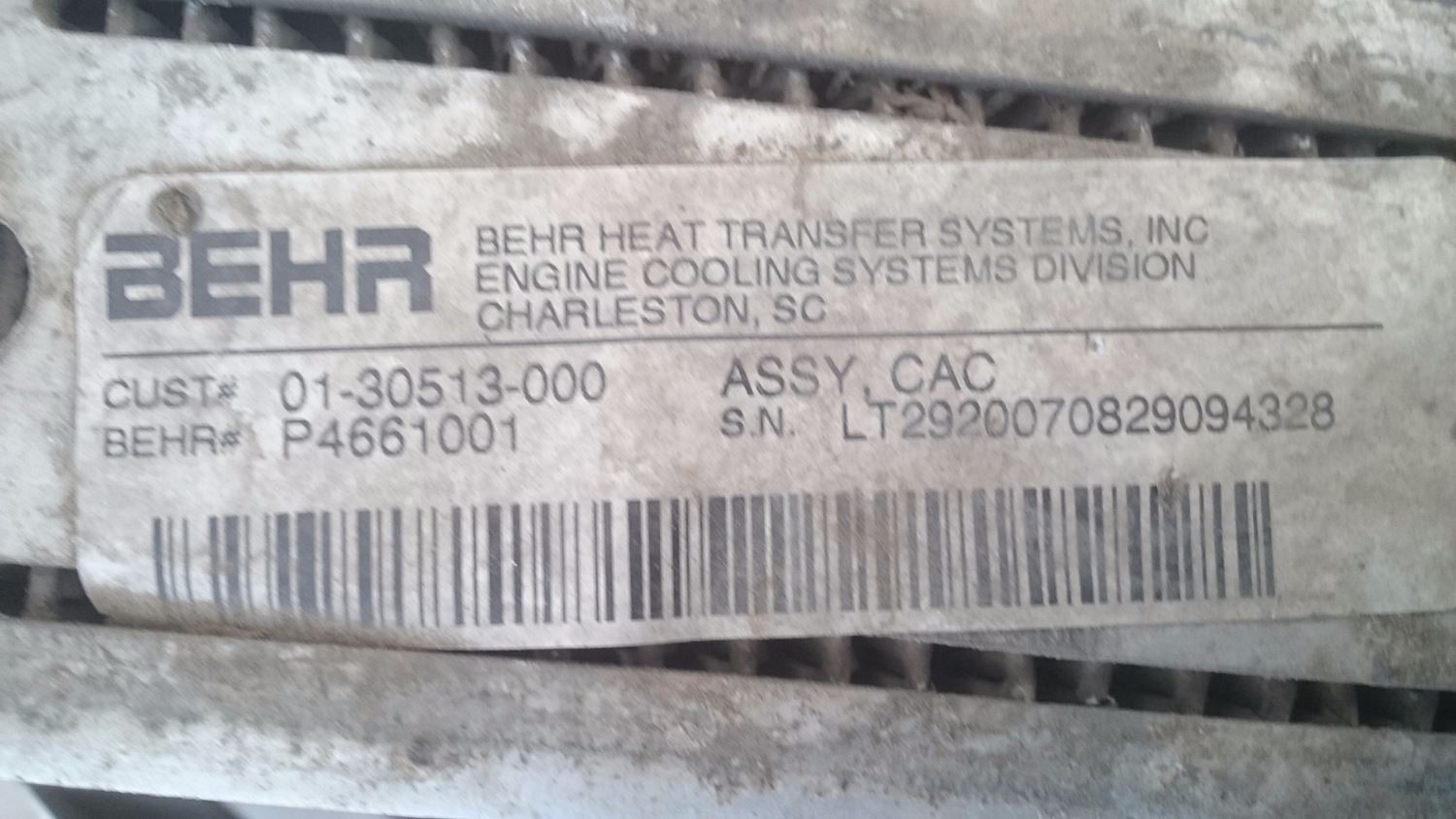 Used Parts for 2008 FREIGHTLINER M-2 BUSINESS CLASS for sale-59042515