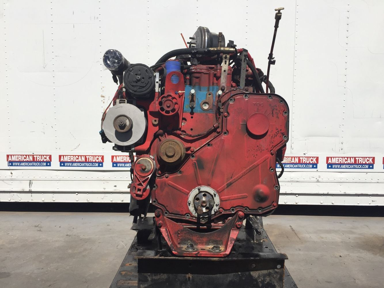 Used Parts for 2009 AMERICAN CONDOR for sale-58980685