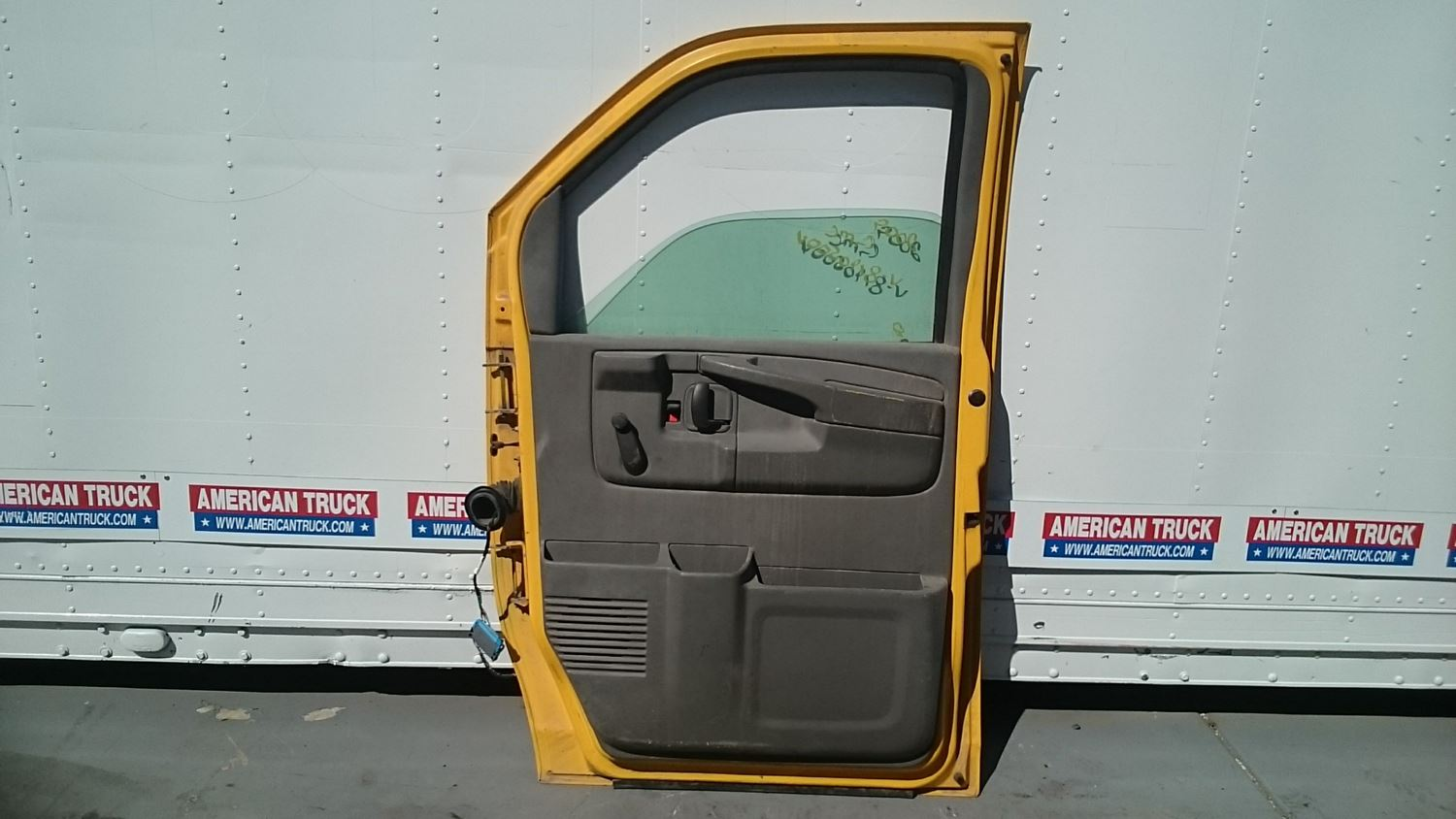 Used Parts for 2009 GM/CHEV (HD) GMC VAN for sale-59040570