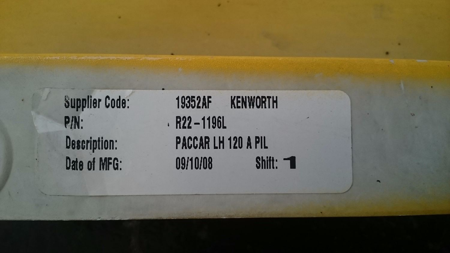 Used Cab & Cab Parts - Cowls for 2009 KENWORTH T2000 for sale-59043204