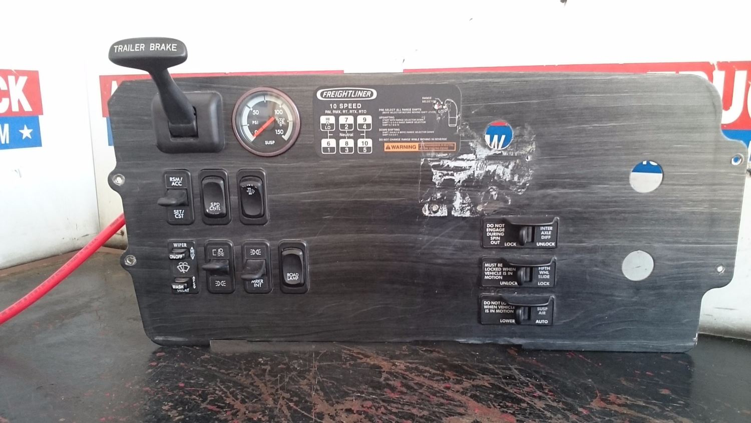 Used Parts for 2010 FREIGHTLINER COLUMBIA for sale-58979347