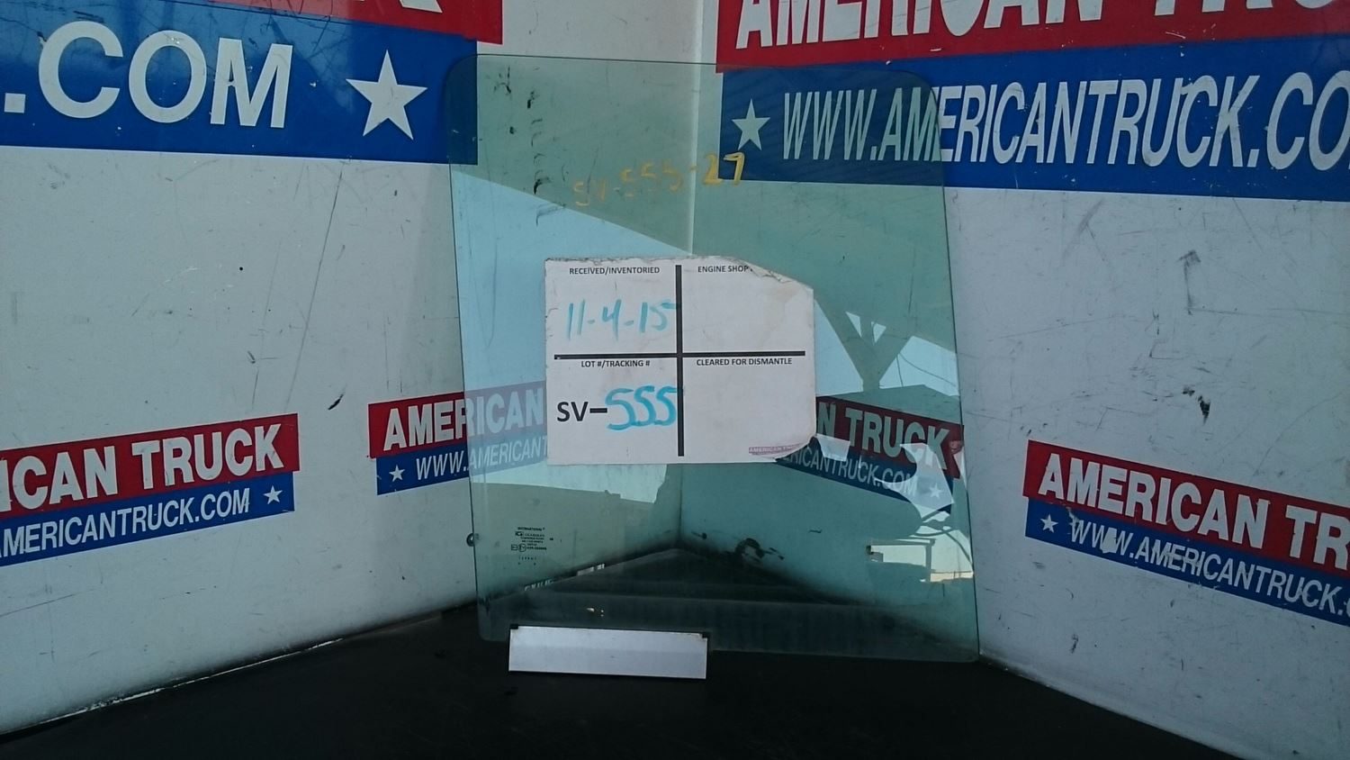 Used Parts for 2010 INTERNATIONAL PROSTAR for sale-59043778