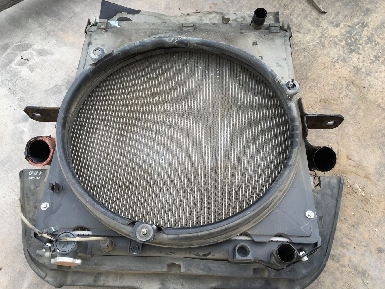 Used Parts for 2010 ISUZU NRR for sale-58980028