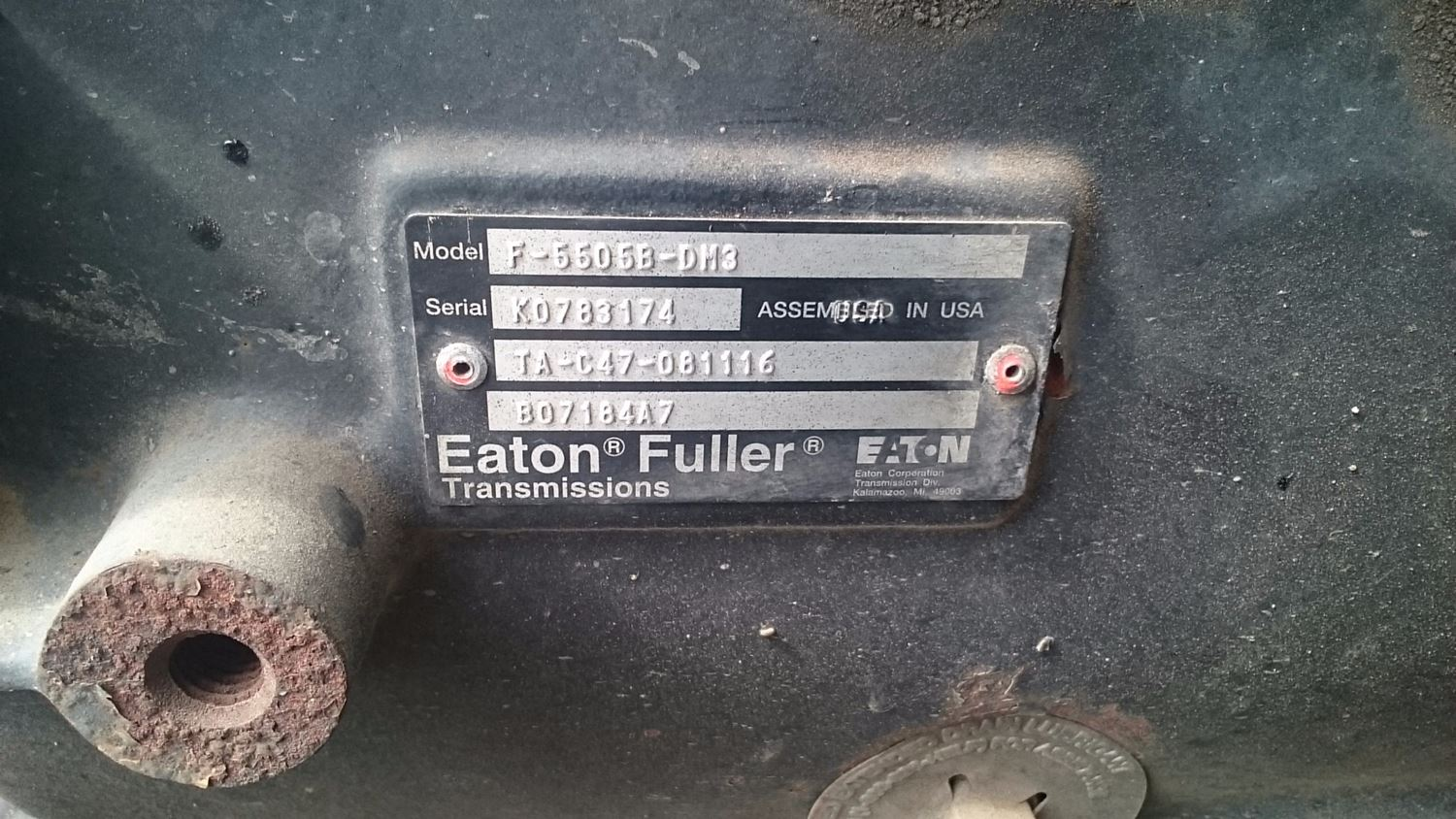 Used Parts for 2011 INTERNATIONAL 4300 DURASTAR for sale-59043176