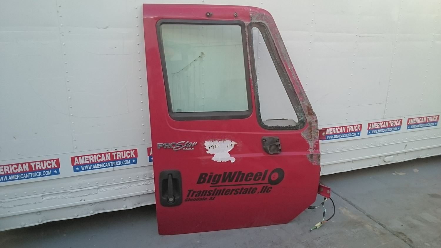 Used Parts for 2011 INTERNATIONAL PROSTAR for sale-59040745