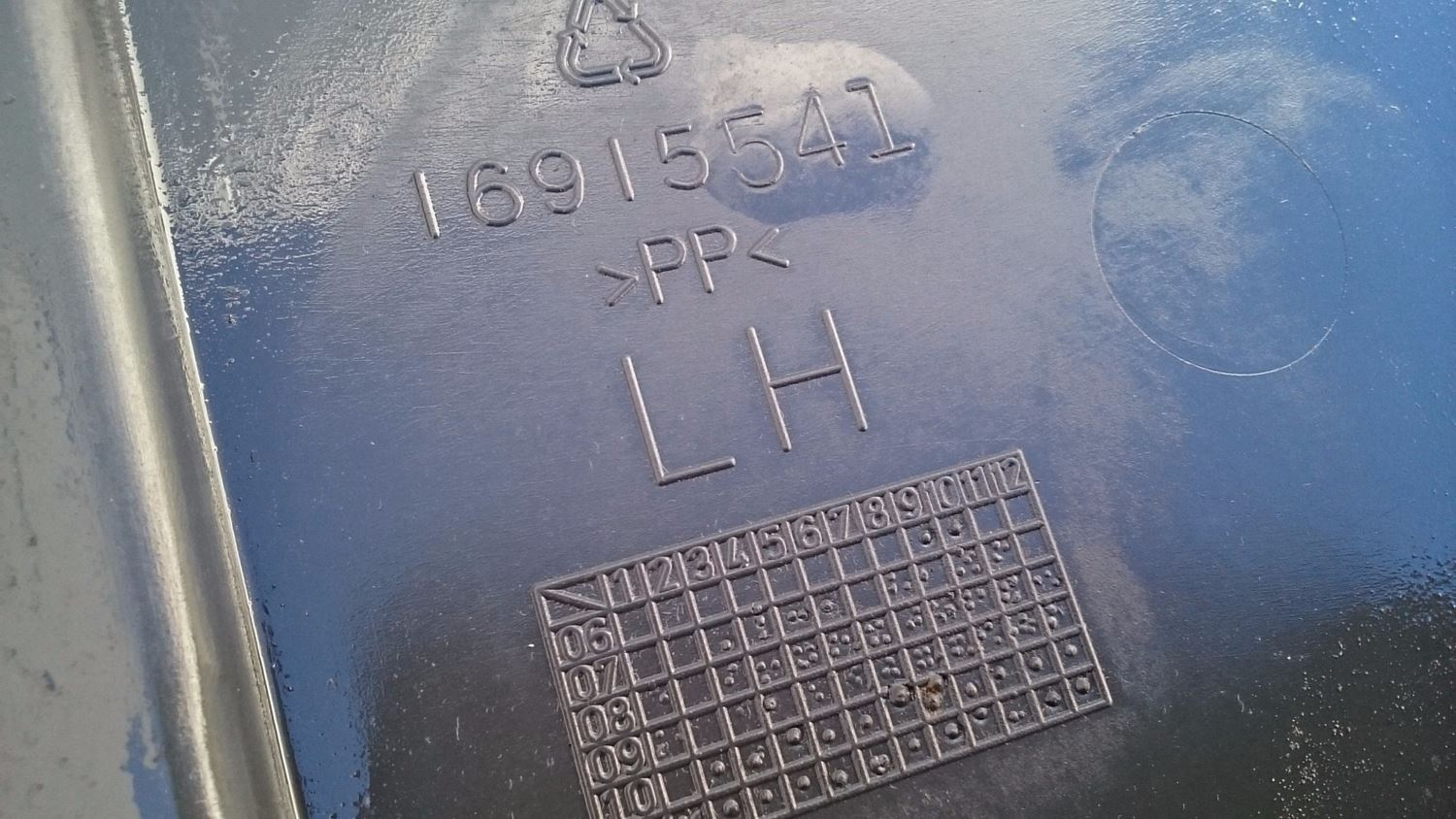 Used Parts for 2012 FREIGHTLINER CASCADIA for sale-59041810