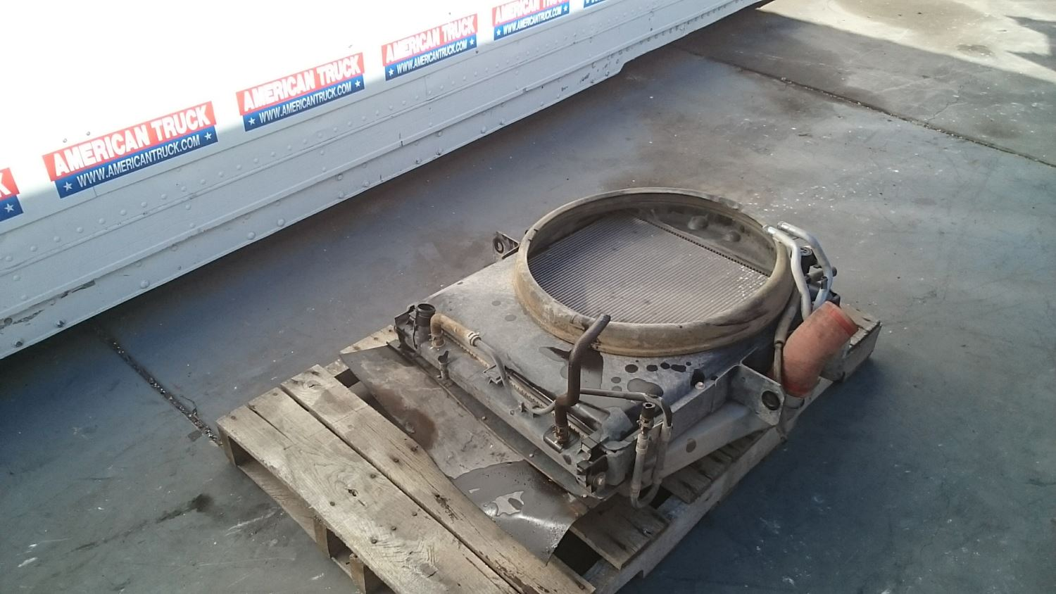 Used Parts for 2012 ISUZU NPR for sale-59041051