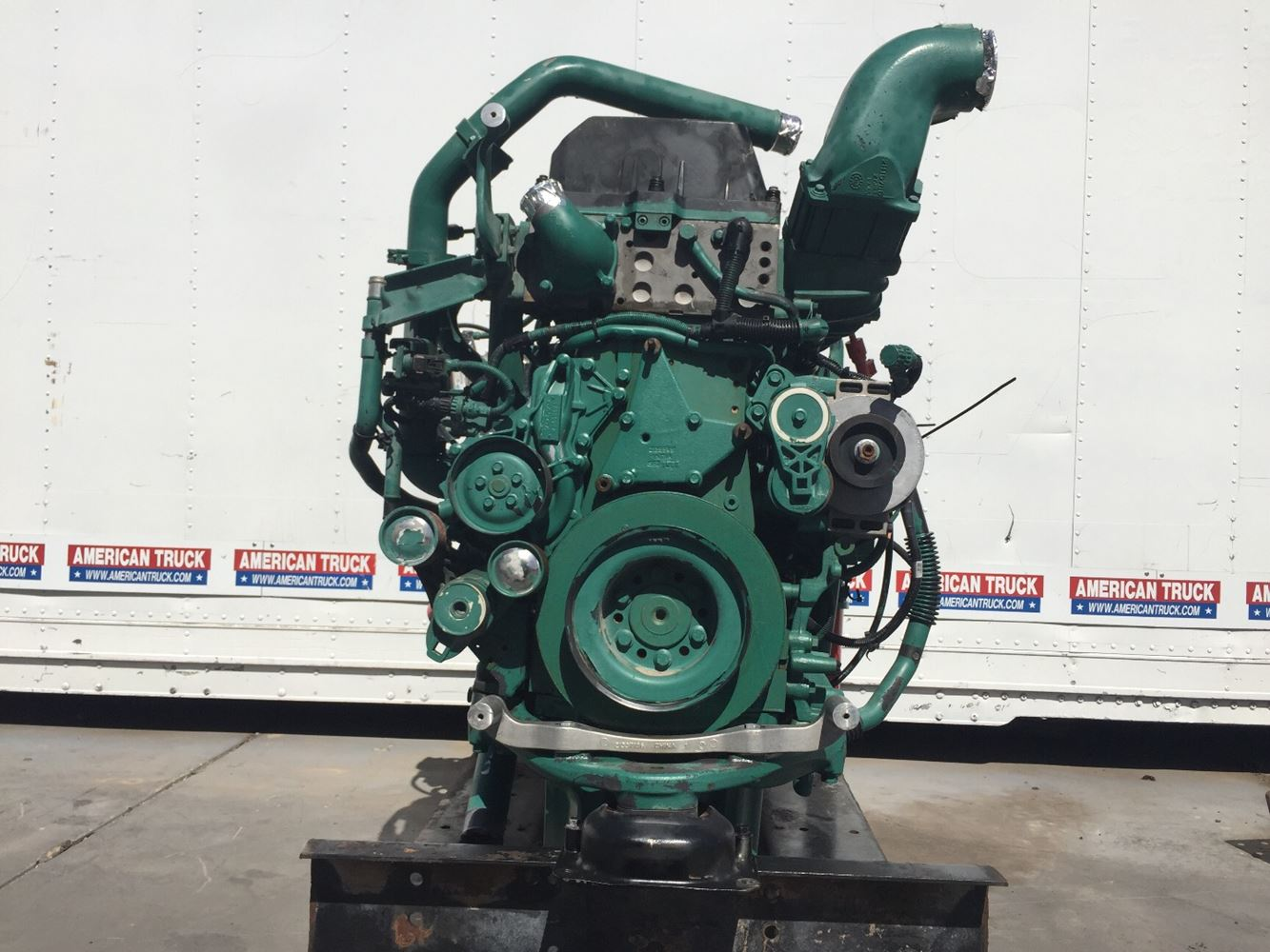 for parts used volvo air assembly sale cleaner engine