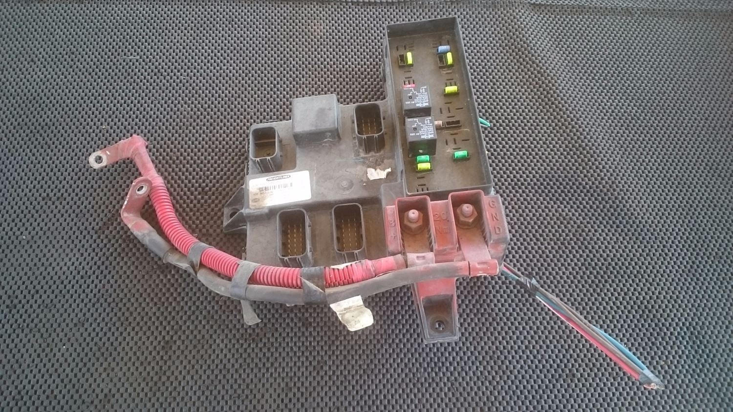 Chassis Control Modules New And American Truck Chrome