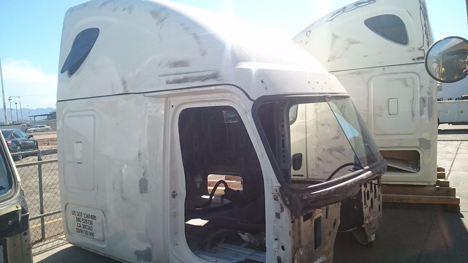 Used Parts for 2015 FREIGHTLINER CASCADIA for sale-59043799