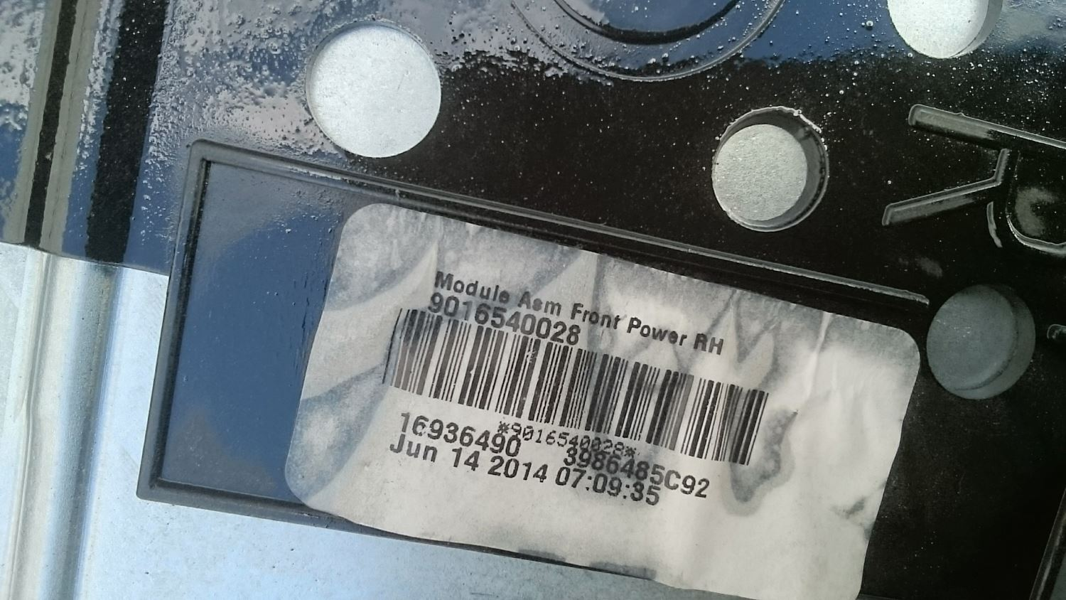 Used Parts for 2015 INTERNATIONAL 4300 for sale-59041511