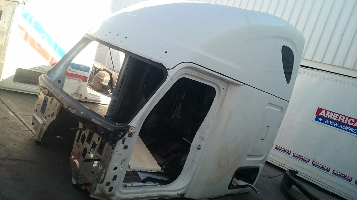 Used Parts for 2016 FREIGHTLINER CASCADIA for sale-59006817