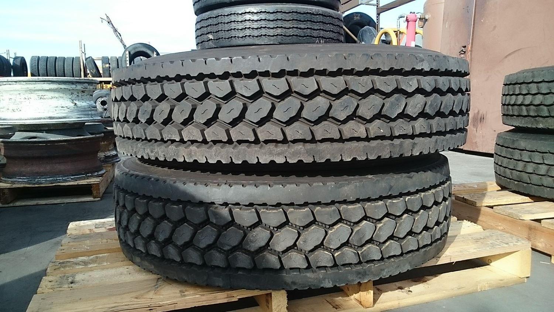 "Used Tires Phoenix >> 22.5"" Rear Michelin (Stock #2230) | Tires | TPI"