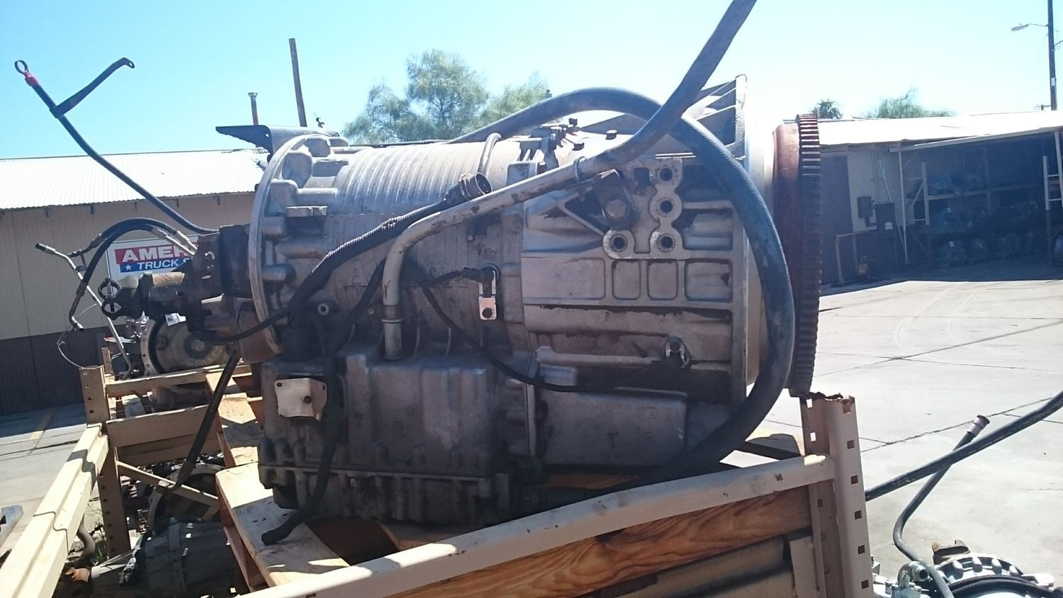 Used Parts for 1996 PETERBILT 320 for sale-59040374
