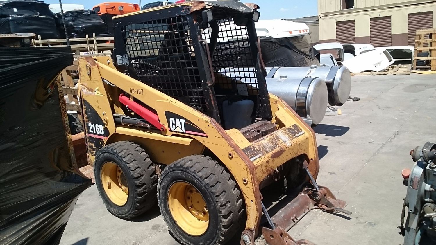 Used Miscellaneous for  CATERPILLAR 216B for sale-59040121