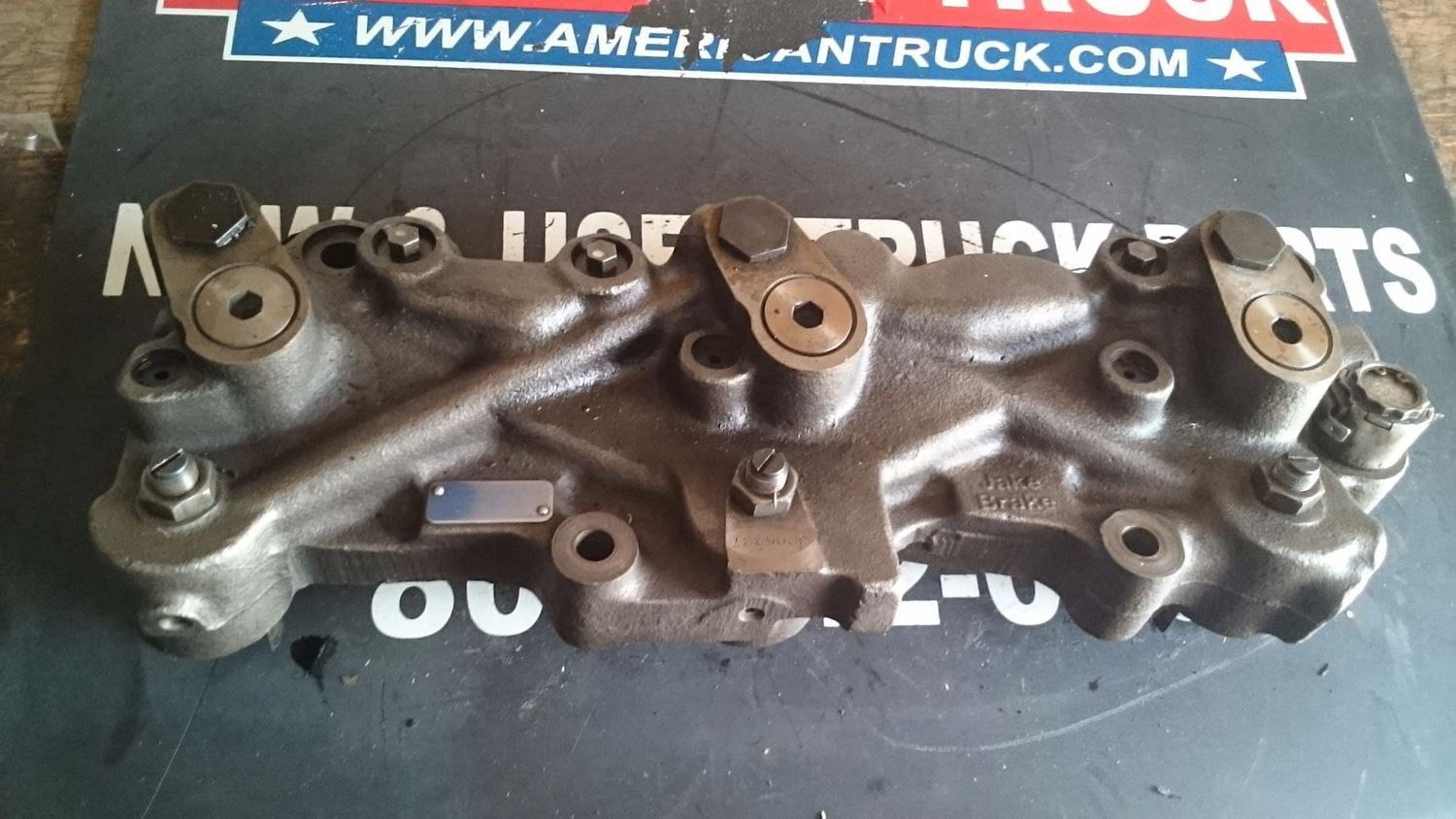 Engine Brakes New And Used Parts American Truck Chrome 3406b Diagram 4714 Inspected Good Jake Brake