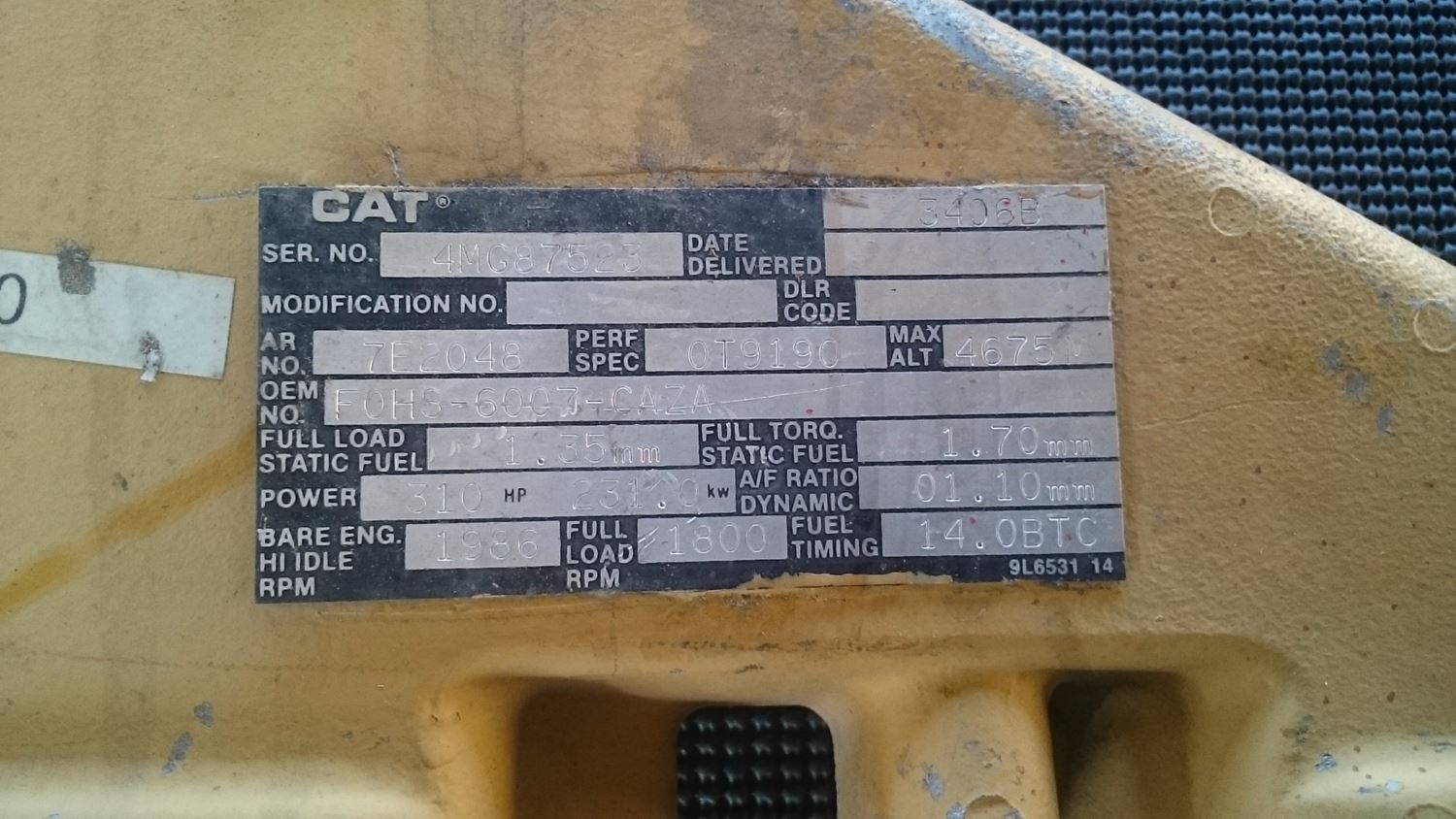 Used Parts for  OTHER for sale-59040644