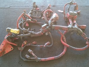 cummins isx wiring harness parts tpi Cummins Celect Wiring -Diagram cummins isx wiring harnesses (stock 11824) part image