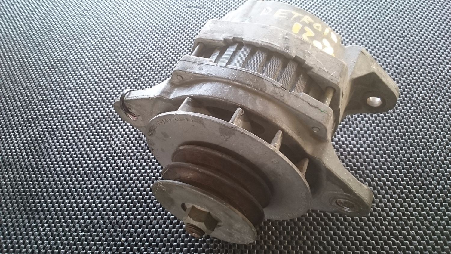 Buckeye Auto Parts >> Alternators | New and Used Parts | American Truck Chrome