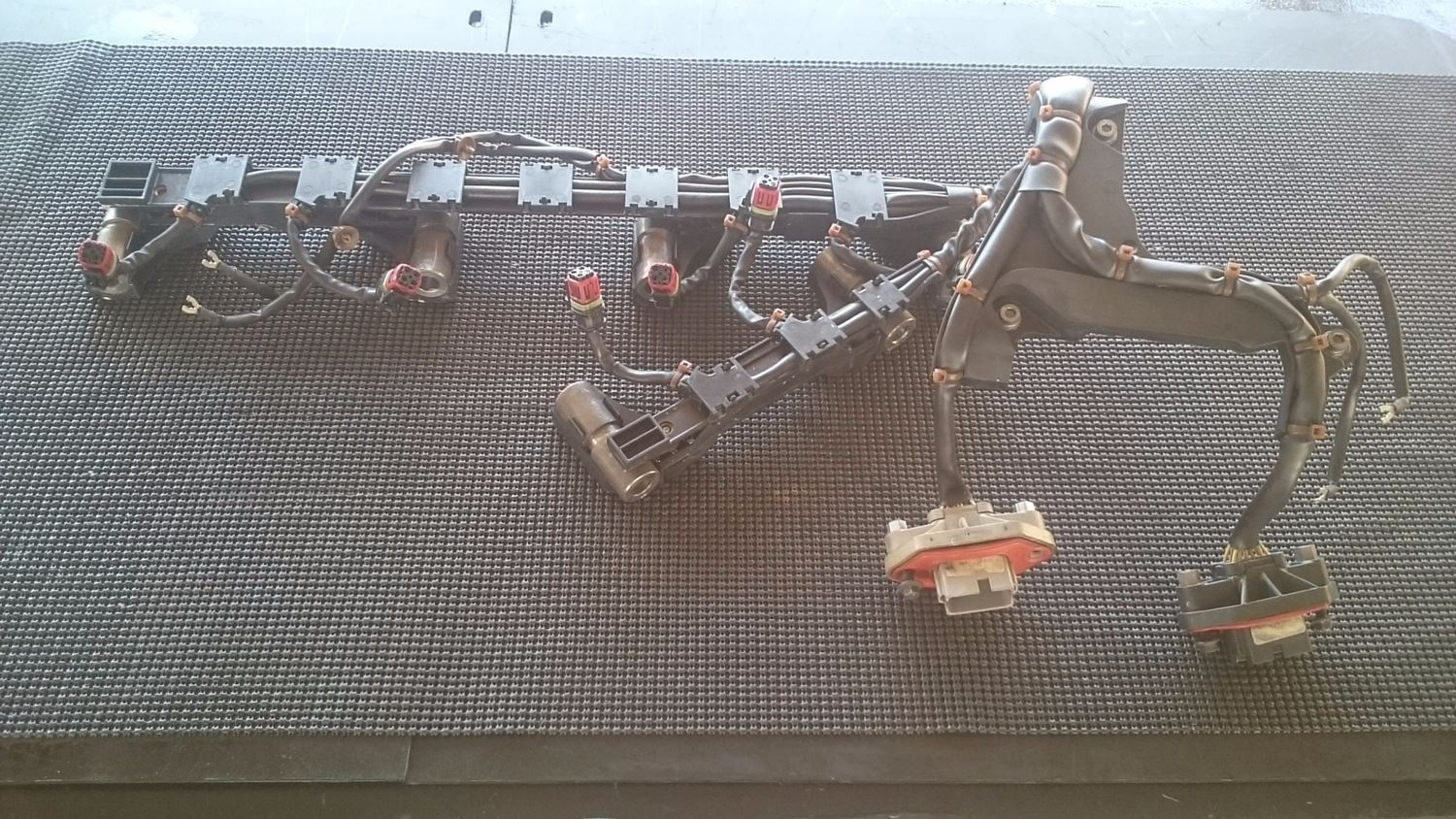 Detroit Series 60 14.0L DDEC V Wiring Harnesses 80946178 yIaKS9ZQJyio_f?h=60&w=100&crop=auto wiring harnesses new and used parts american truck chrome 60 series detroit engine ecm harness wiring at arjmand.co