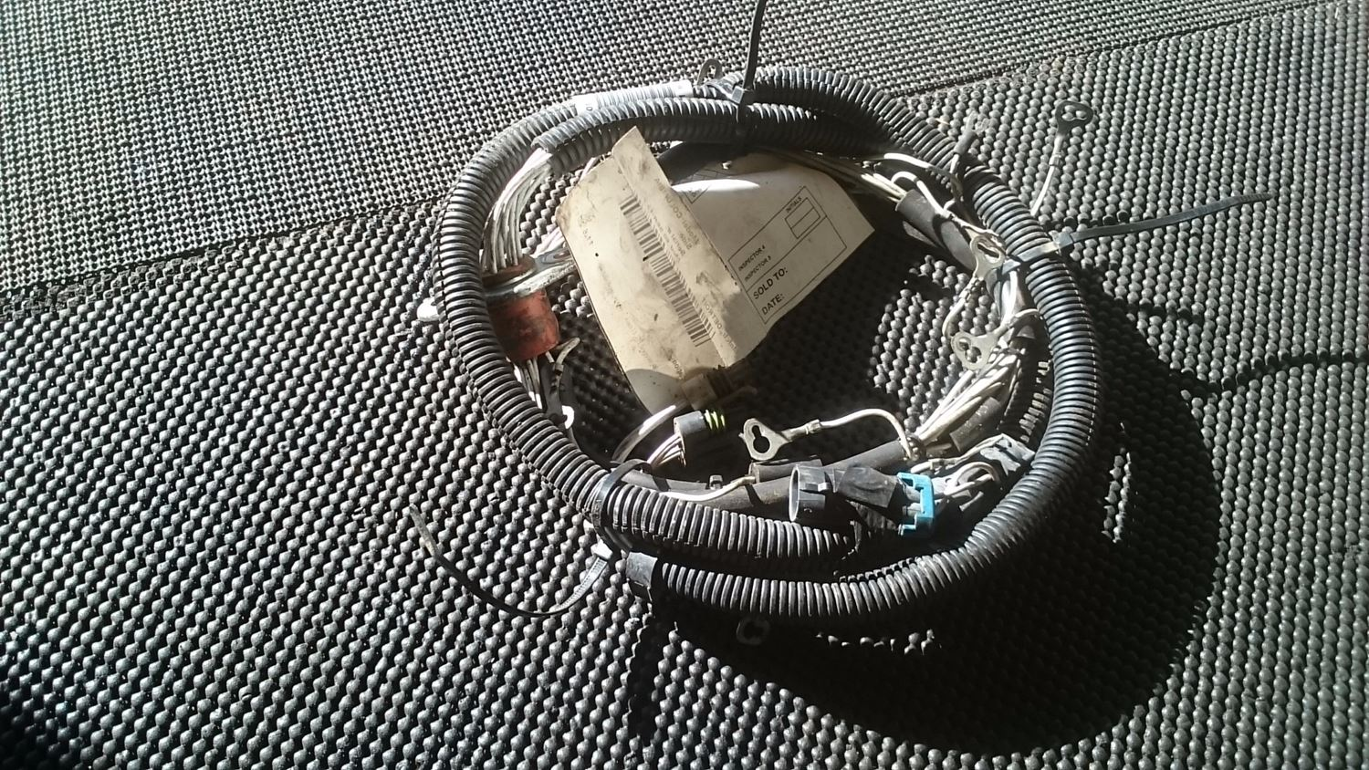 wiring harnesses new and used parts american truck chrome detroit diesel fuel injection wiring harness