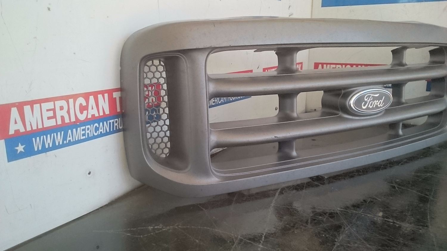 Used Parts for  Ford F550 for sale-59043413