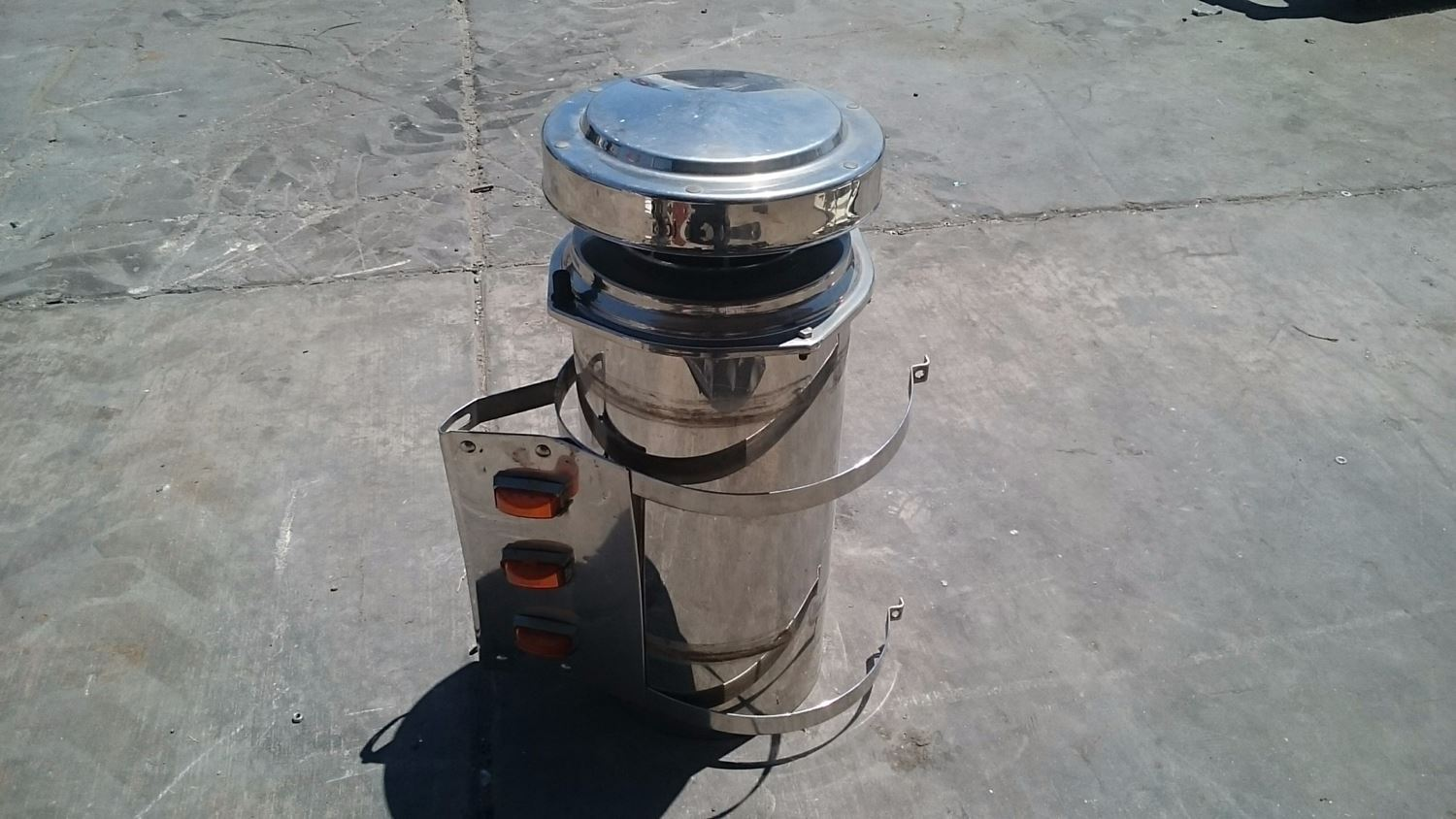 Freightliner Air Cleaners : Air cleaners new and used parts american truck chrome