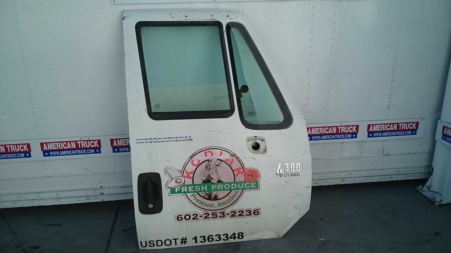 Used Parts for  INTERNATIONAL 4300 DURASTAR for sale-59040222