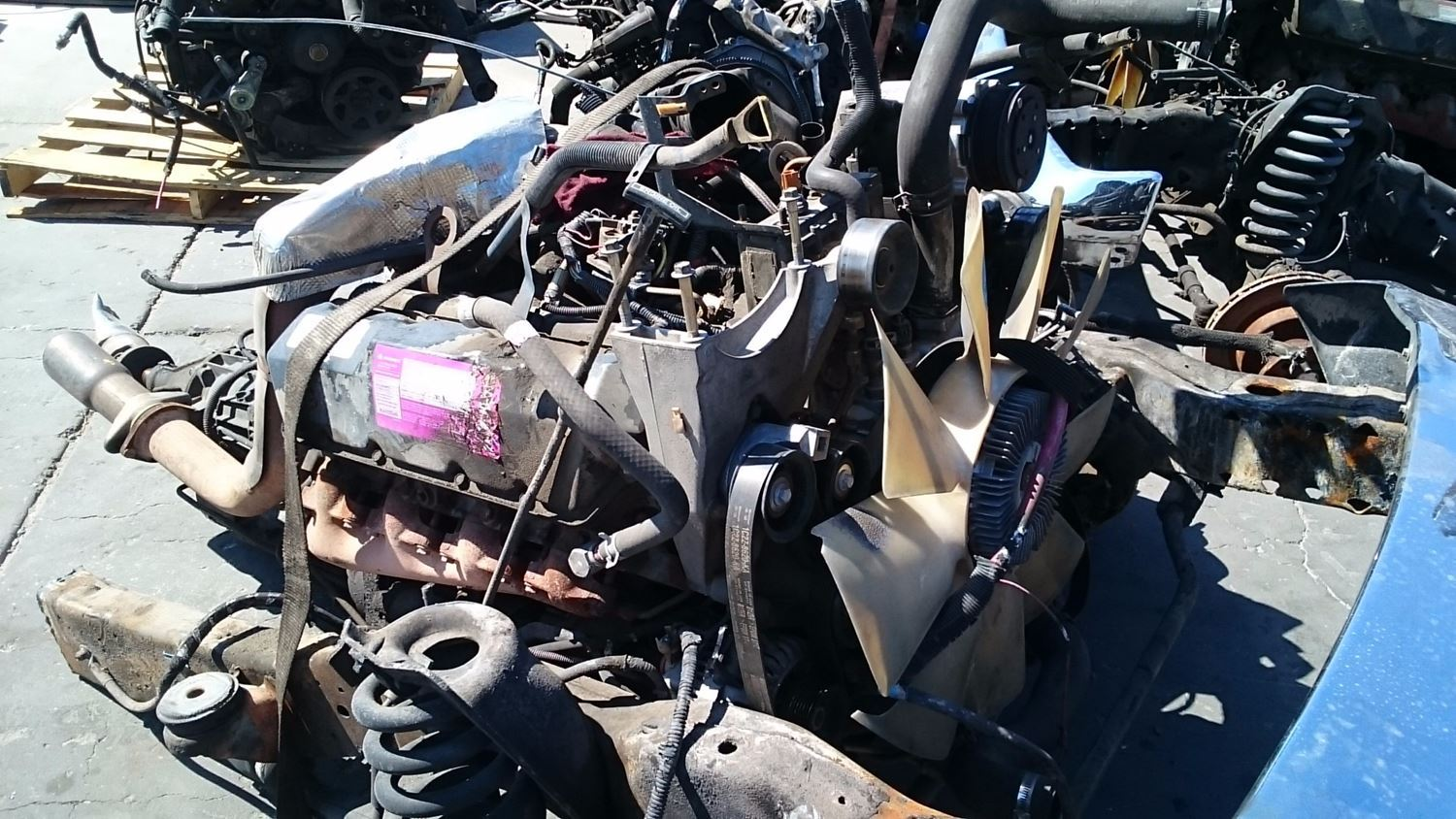 Used Parts for for sale-59040131