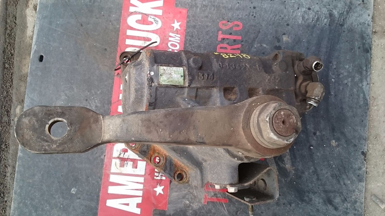 Used Steering & Steering Parts - Steering Gears for  OTHER for sale-59041498
