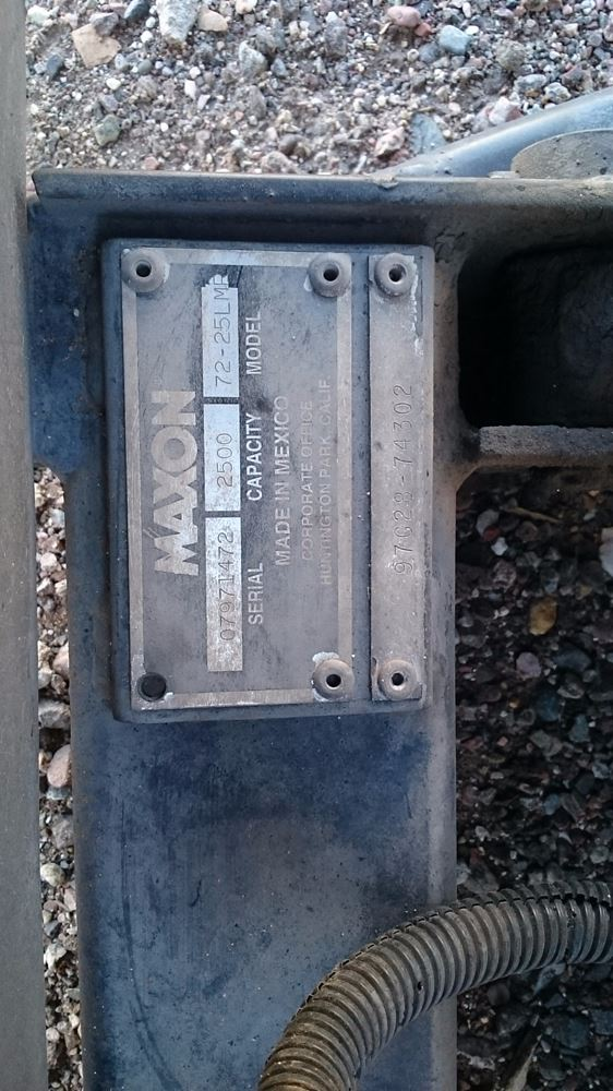 Used Miscellaneous for  MAXON OTHER for sale-58977448