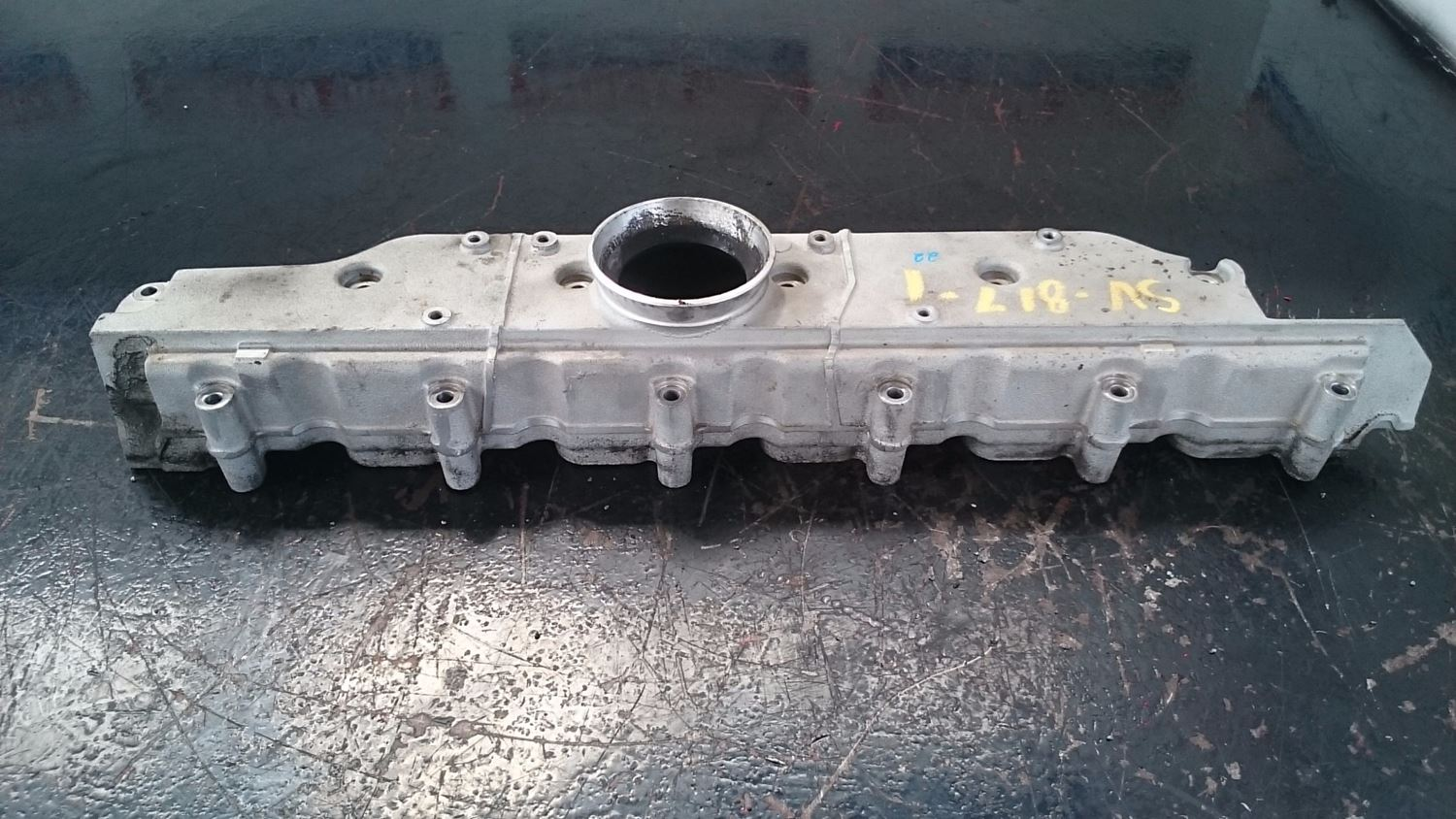 Mercedes MBE 900 Stock 12699 Intake Manifolds TPI