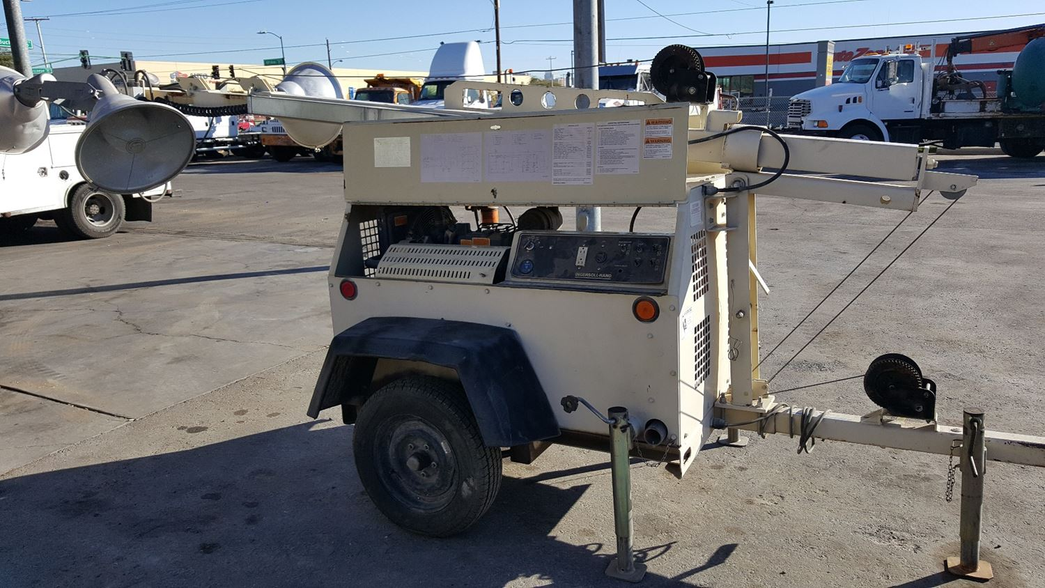 Used Miscellaneous for 2000 INGERSOLL RAND LIGHT HOUSE for sale-58978773