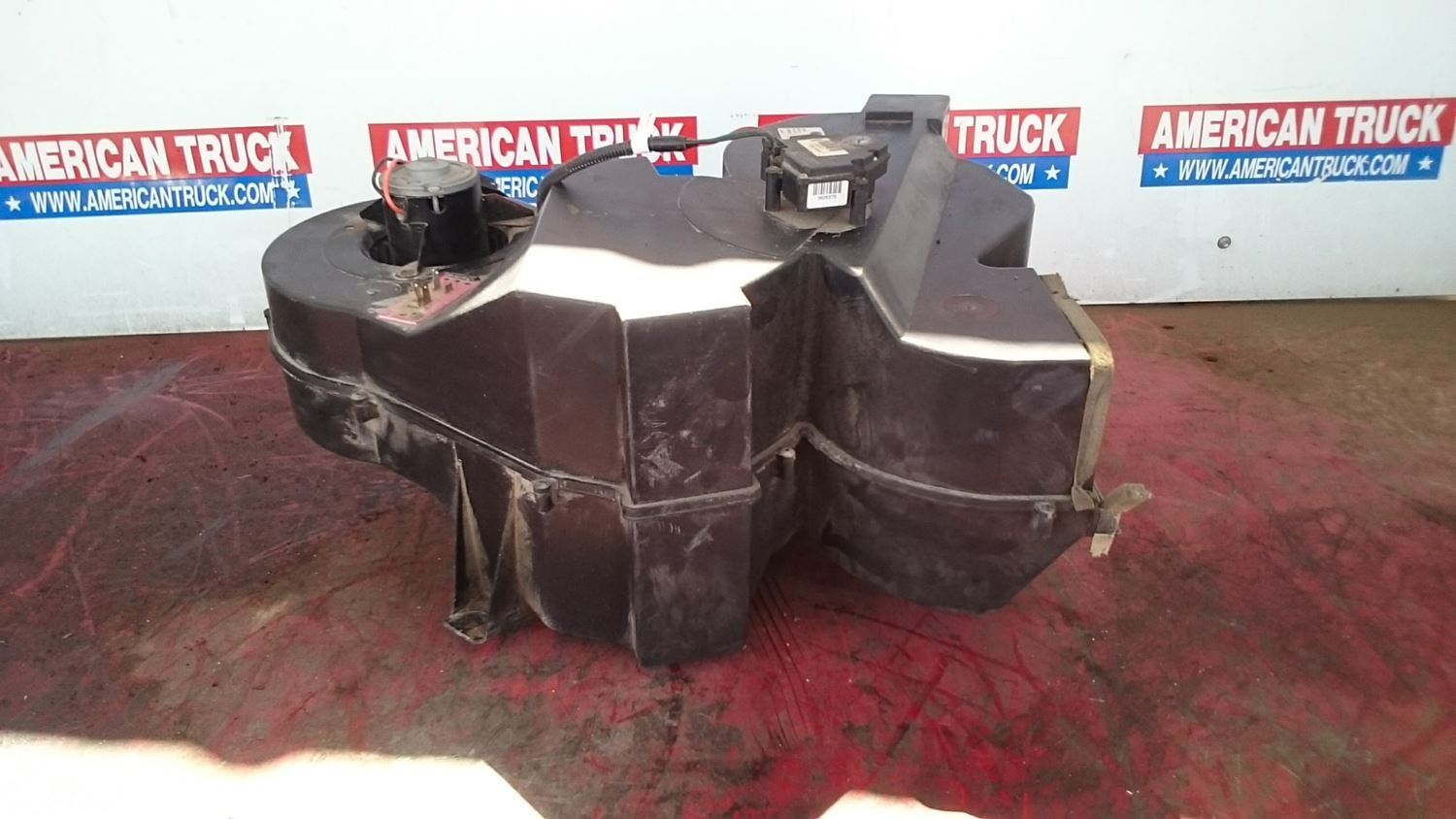 USED HEATER ASSEMBLY WITH BLOWER MOTOR FOR 2003 PETERBILT 387 ...