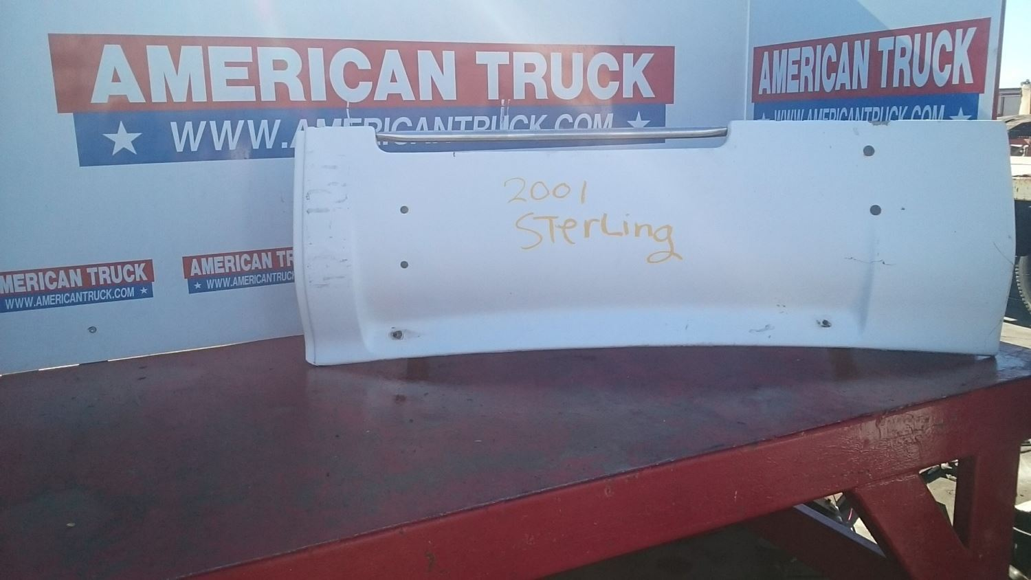 Cab Fairings New And Used Parts American Truck Chrome