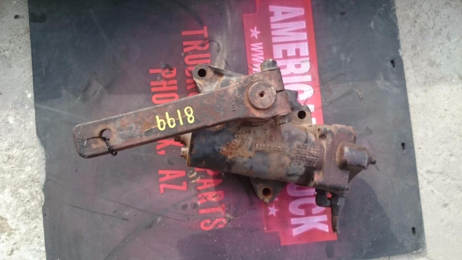 Used Steering & Steering Parts - Steering Gears for  OTHER for sale-59041458