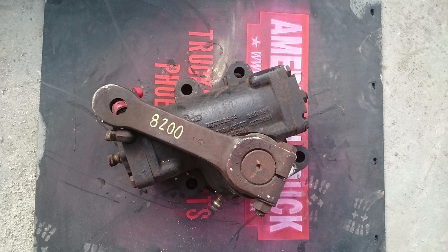 Used Steering & Steering Parts - Steering Gears for  OTHER for sale-59041459