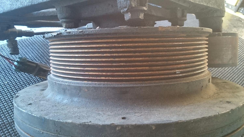 Windshield Wiper Motor >> Volvo D12 (Stock #7185) | Fan Clutch/Hubs | TPI