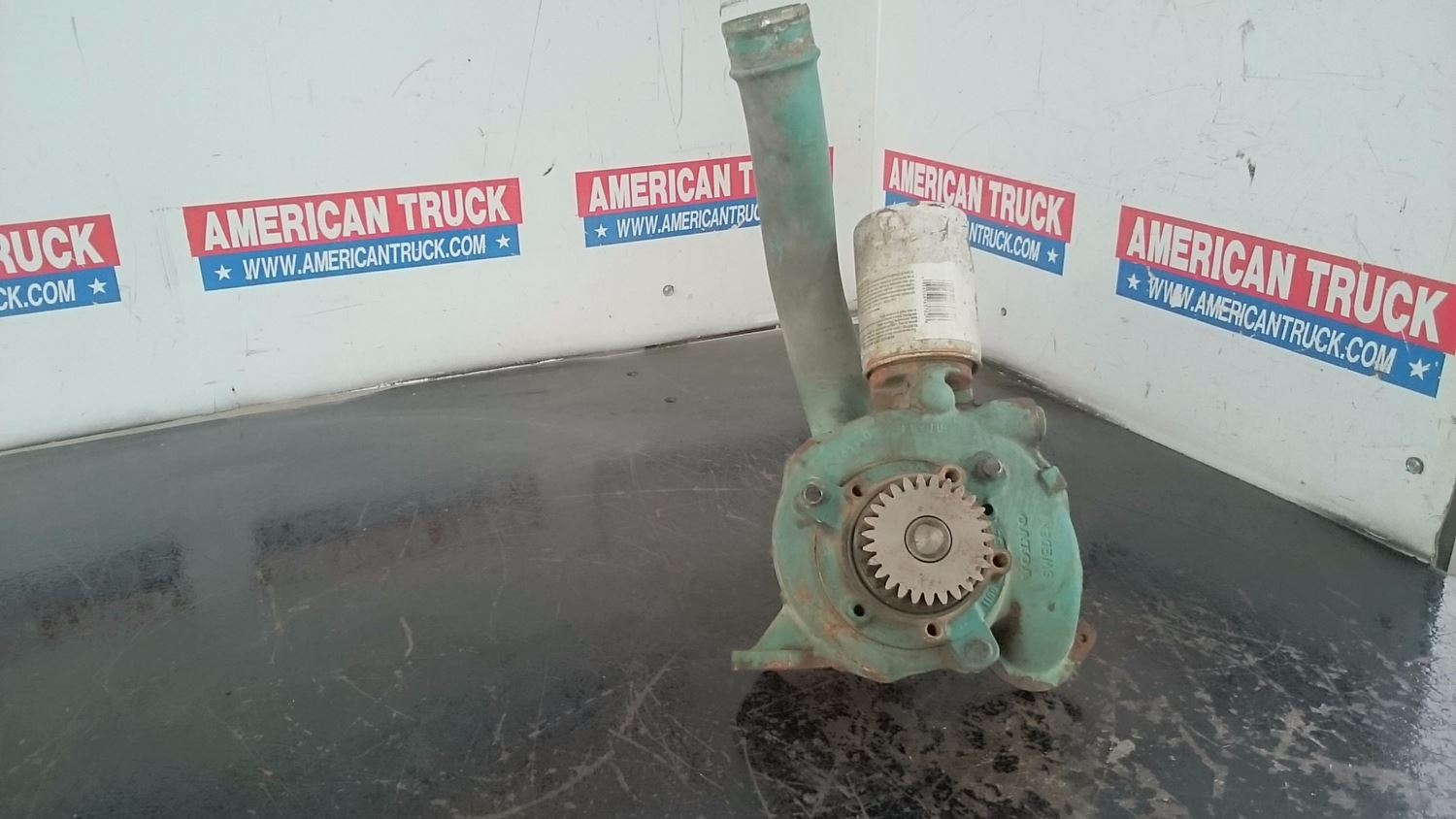 Water Pumps | New and Used Parts | American Truck Chrome