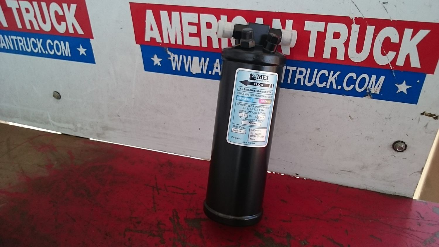 Miscellaneous New And Used Parts American Truck Chrome 2006 Freightliner Century Fuel Filter 6521 A C Dryer For Volvo