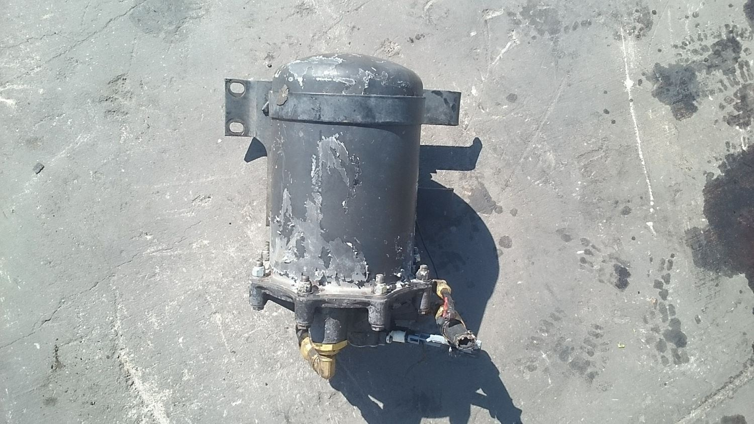 Used Parts for 1992 VOLVO WIA WHITE/GMC for sale-58961142