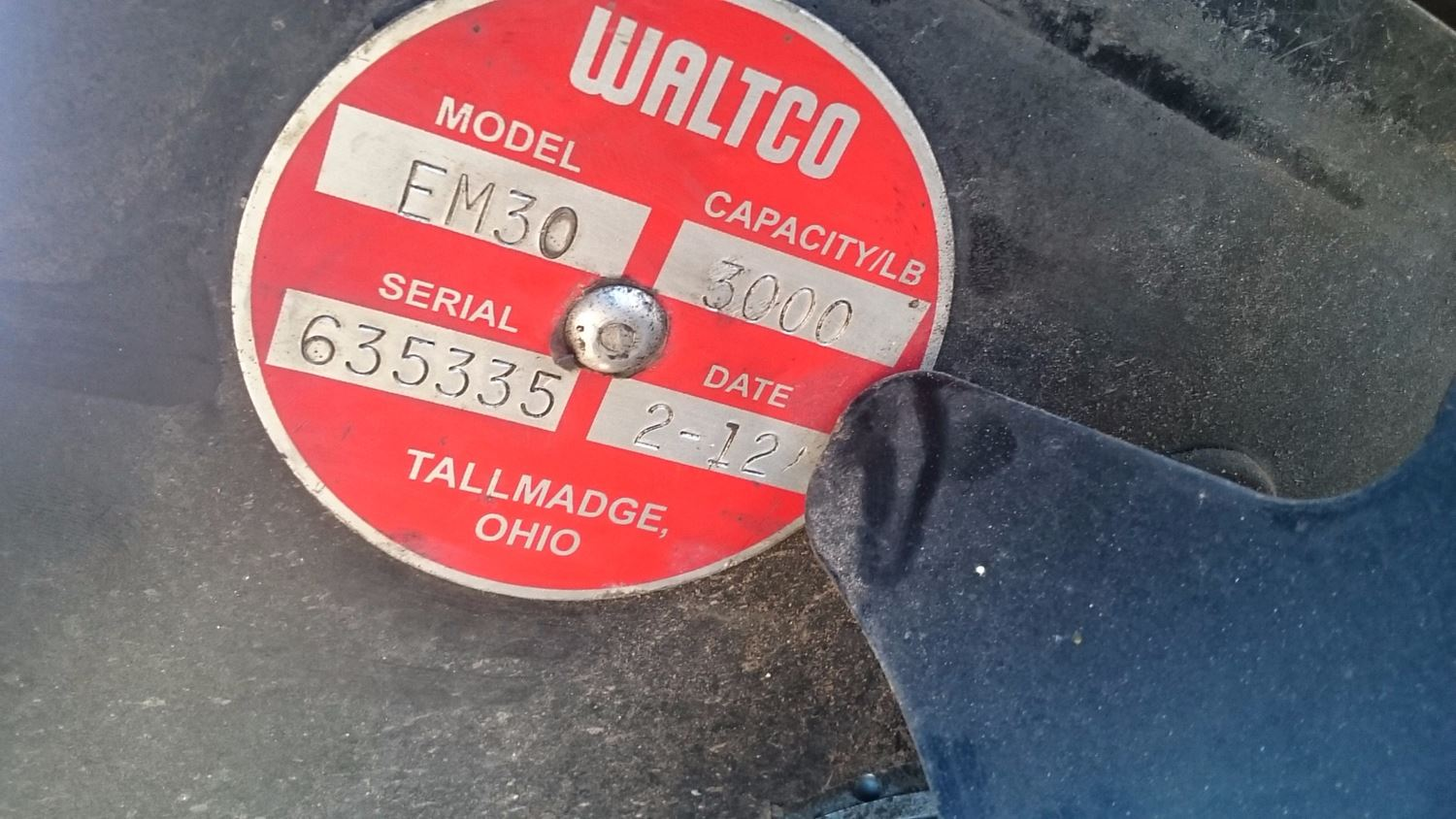 Used Miscellaneous for  WALTCO OTHER for sale-59041100