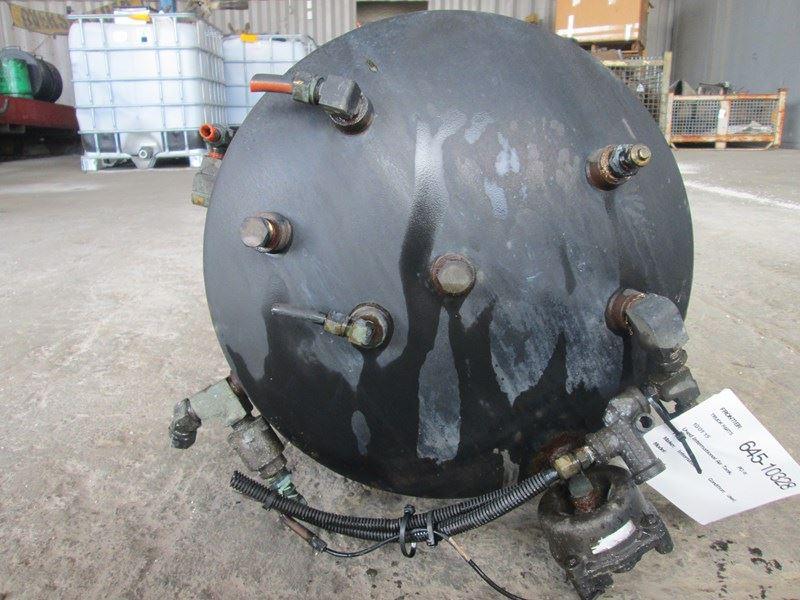 Semi Truck Air Tanks : International stock air tanks tpi