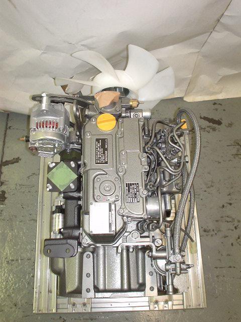 Yanmar 2000 Parts : Yanmar tnv csa stock engine assys tpi